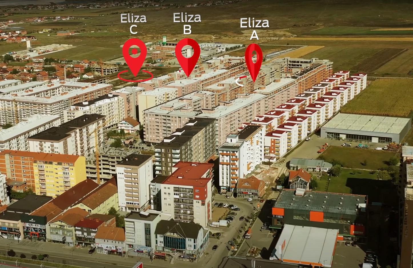 SHITJE: Banesa me e kerkuar me 1 dh. gjumi ne lagjen Eliza, Fushe Kosove