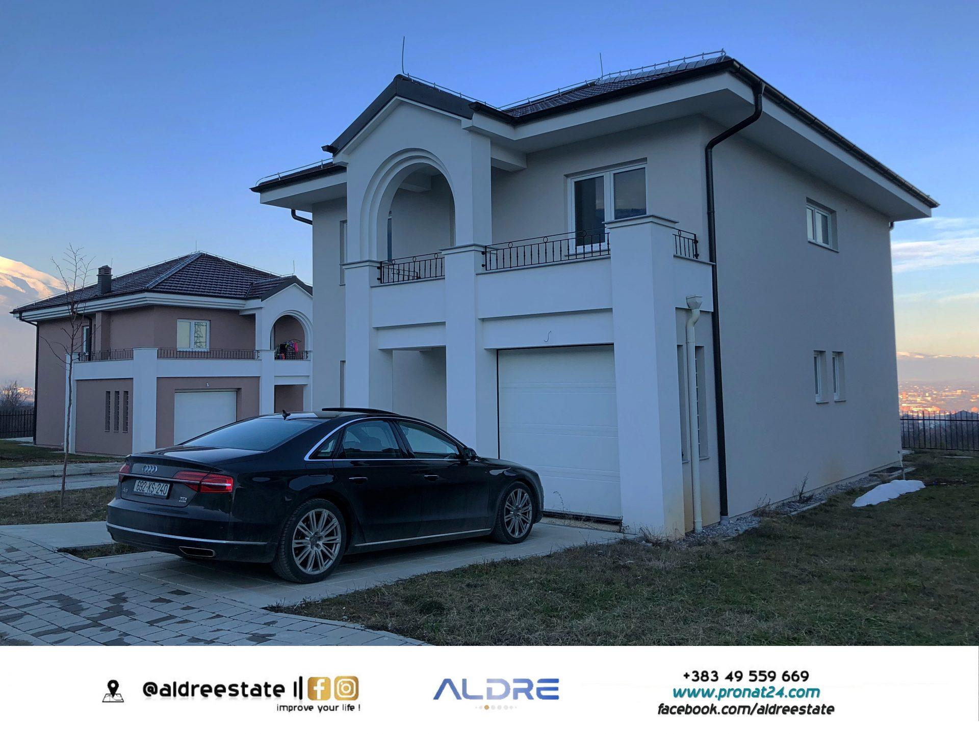Shitet shtëpia në lagjen Peja Hill Tipi B 213m²