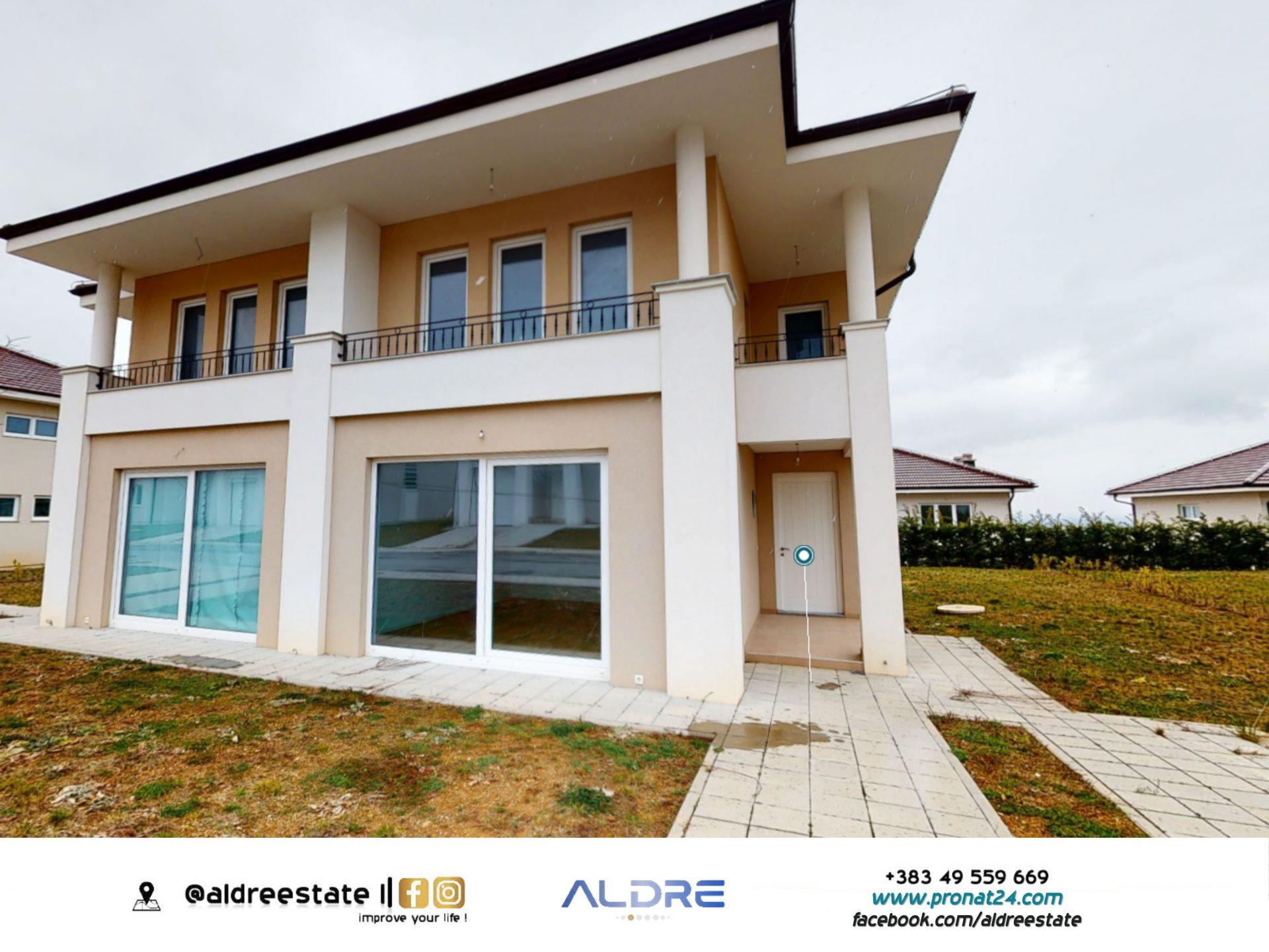Shtëpia tipi C = 156.27m² në Lagjen – PEAHILL