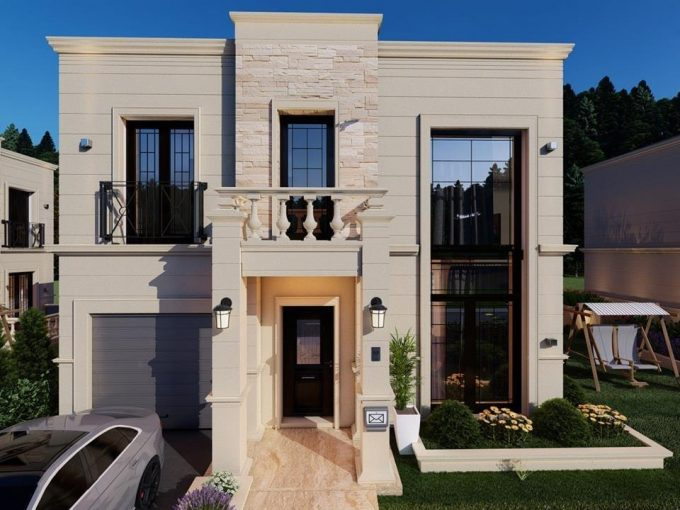 Shtepi 300m² e Tipit C ne lagjen Royal Green Residence, Zllatar, Prishtine
