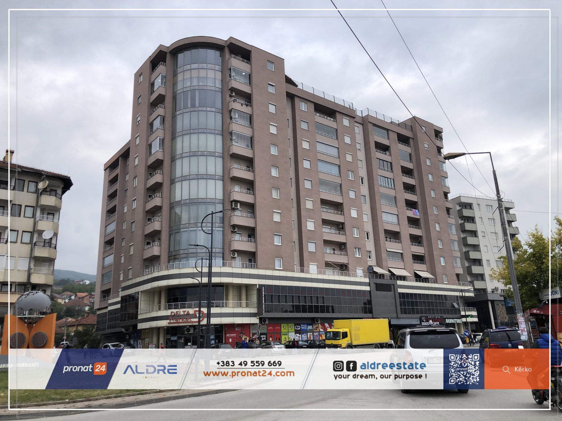 Shitet Banesa 82m² në Kompleksin DELTA-1 në Pejë