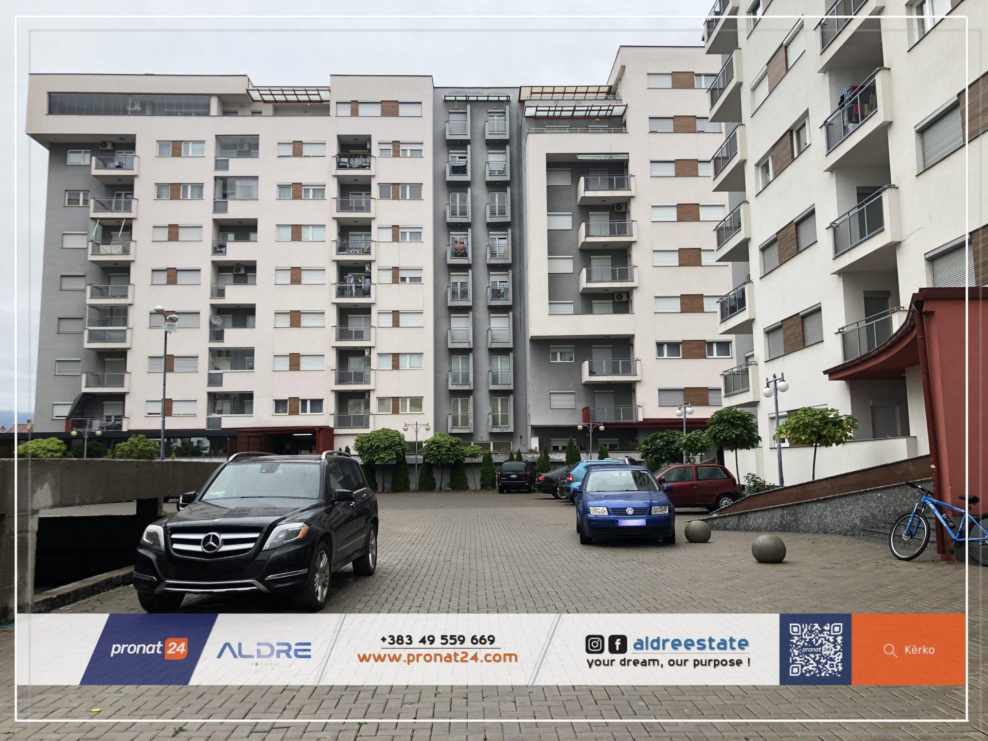 Banesa 123m² për shitje, ELSA Residence Fidanishte, Pejë